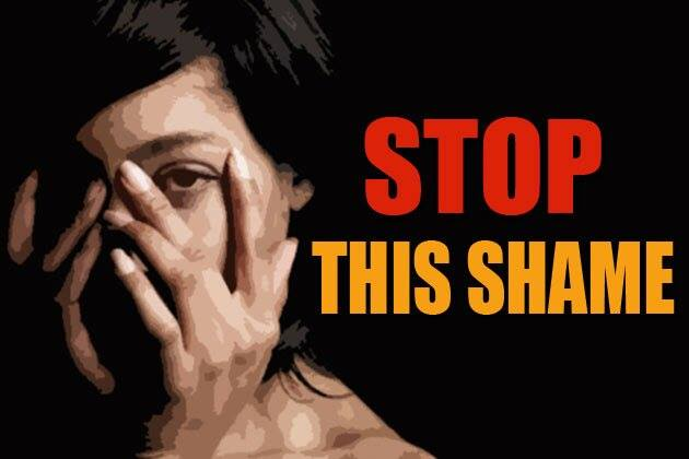 Stop This Shame - Girl Crying