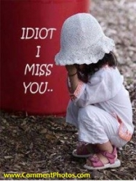 Idiot - I Miss You - Baby Crying