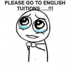 Please go to Engish Tuitions