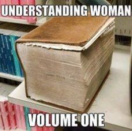 Understanding Women - Very Large Big Book Volume One
