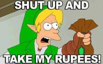 Shut Up and Take My Rupees Money