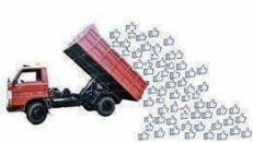 Unloading Likes in truck