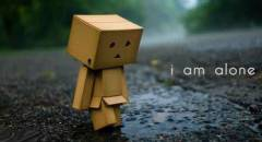 I Am Alone - Boxman - Paperbox