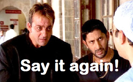 Say It Again - Sanjay Dutt