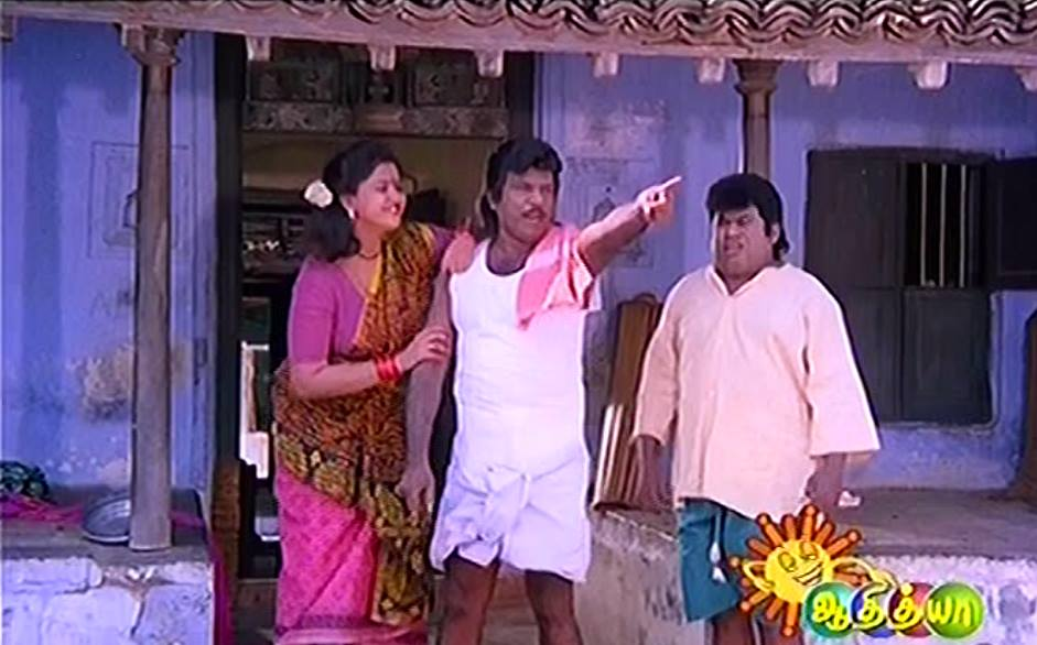 Goundamani wins Lottery