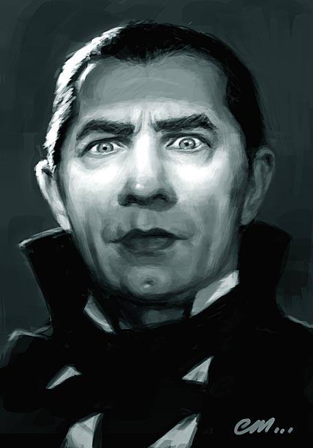 Mark Of The Vampire - Dracula bela Lugosi