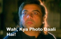 Wah Kya Photo Daali Hai - Paresh Rawal