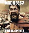 Madness - This is Sparta - 300