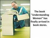 The Book - Understanding Women - Finally Arrived in The Stores