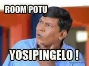 Room Potu Yosipingelo - Vadivelu Thinking, Funny Expression, Reaction